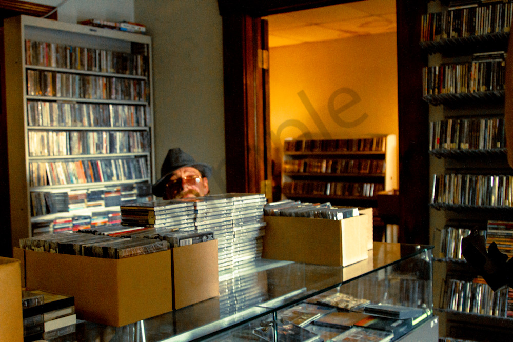 Geo's Records Art | The Soap Gallery