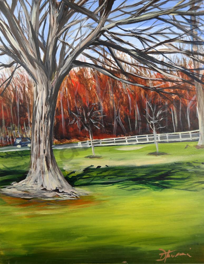 """Roosevelt park  NJ print-Fine Art Prints on Canvas, Paper, Metal & More by Daniella Toscanini""."