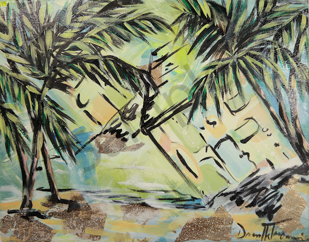 """"""" Florida abstract Print"""" – Fine Art Prints on Canvas, Paper, Metal & More by Daniella Toscanini""""."""
