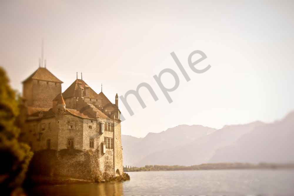 Mystical Chateau Chillon