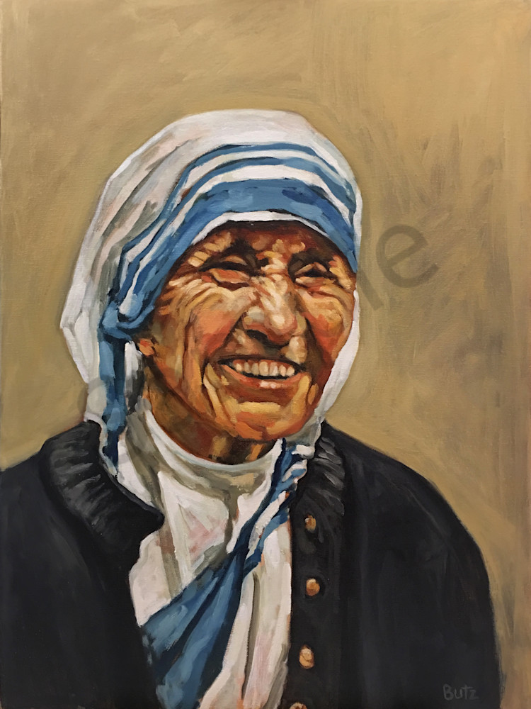 saint mother theresa