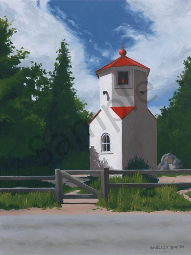 The Ridges Lighthouse | Door County | Fine Art Print