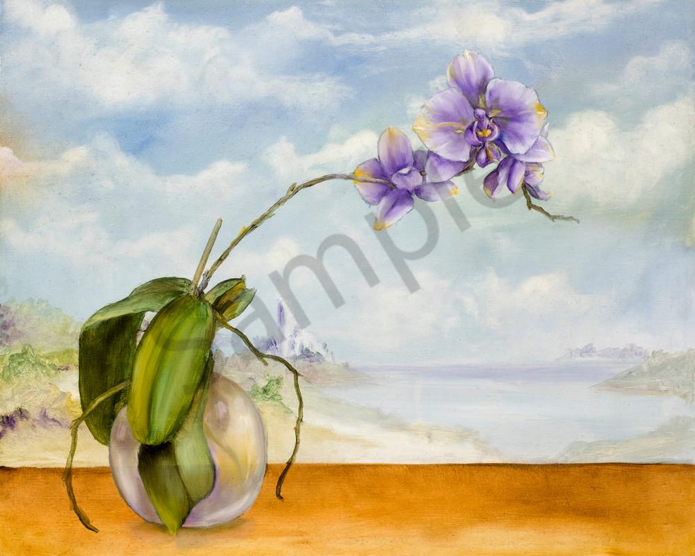 Orchid Art | markderaudartist