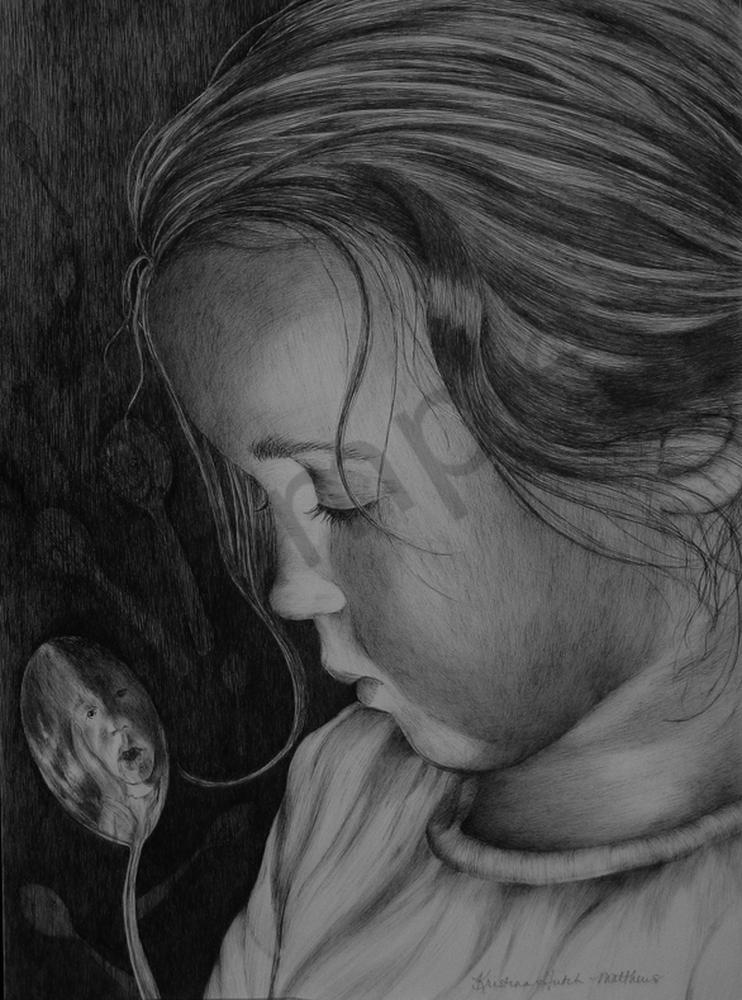 Unbridled Silence Art | kristinahutchmatthews