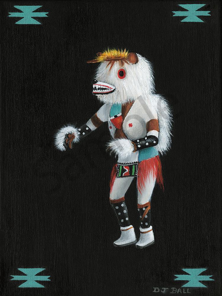 White Bear Kachina