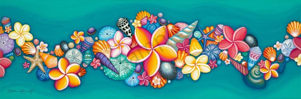 Hawaii Art Colors Of Hawaii By Stephanie Boinay