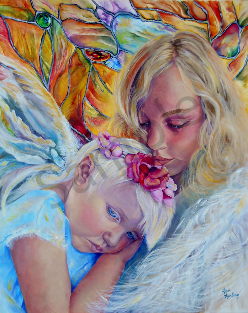 """""""Gift Of Grace"""" by Indiana Artist Gina Harding 