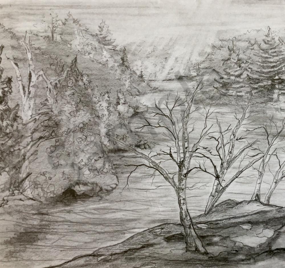 Lakeside Art | lesliechandlerarts