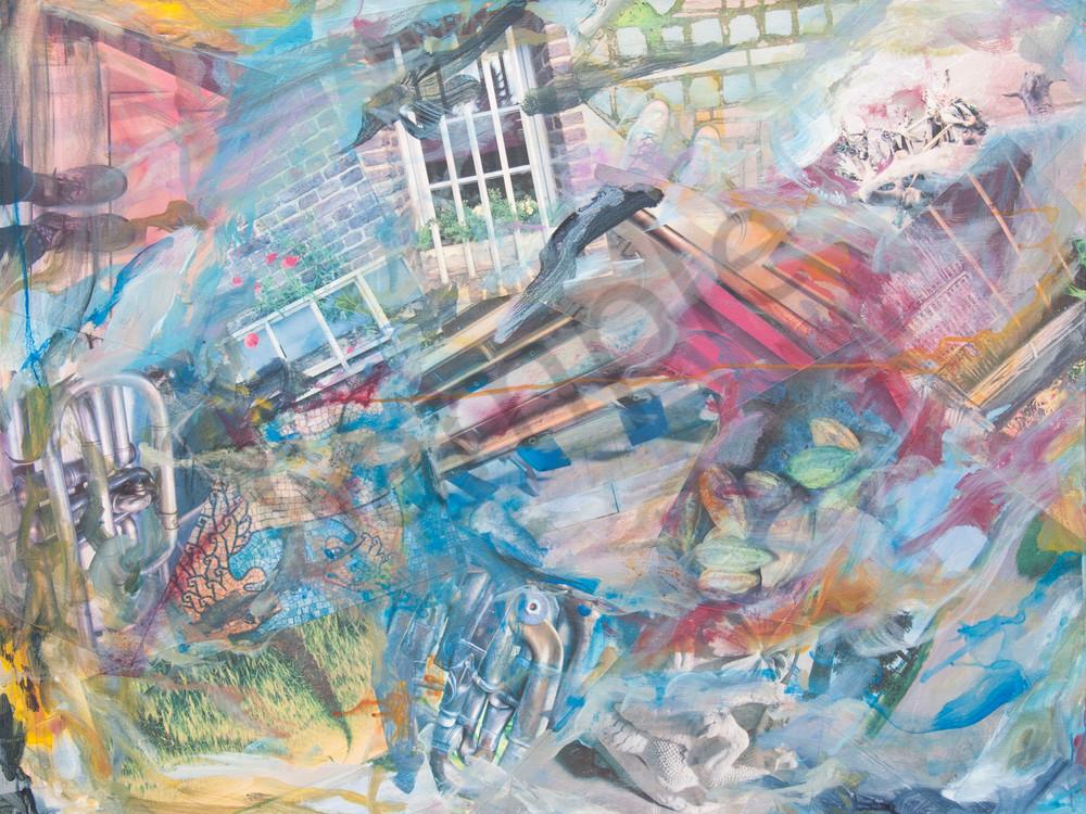 The Floods - Art for Sale