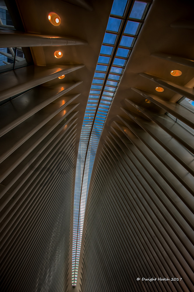 Inside The Oculus 1 2546 Photography Art | DS Hatch Photography