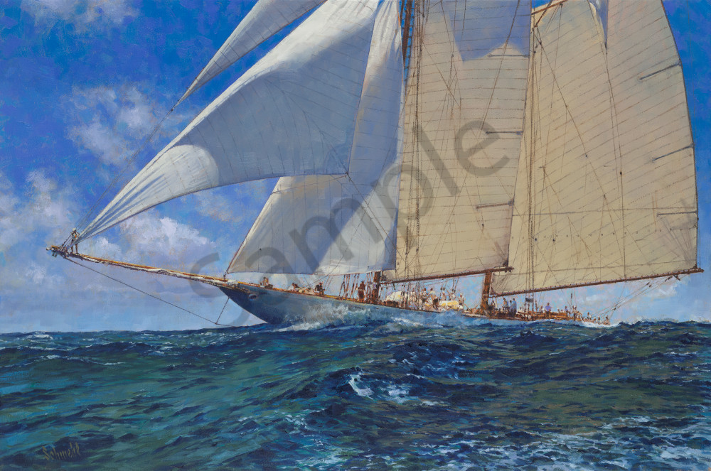 Making Sail Art for Sale