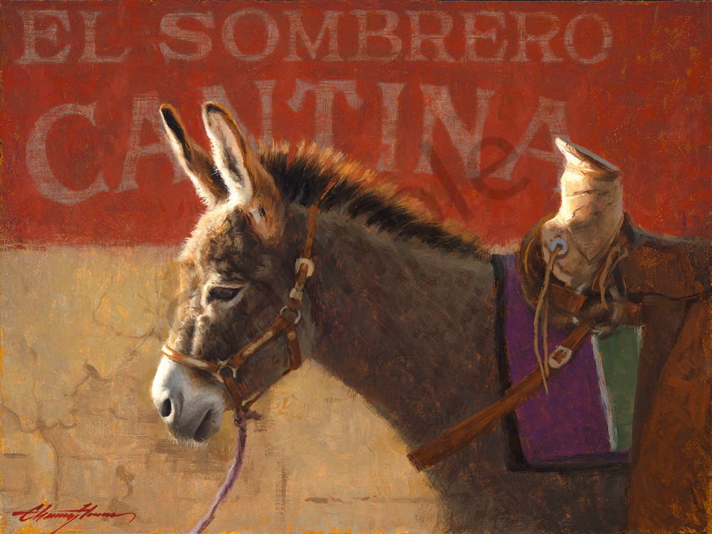 Cantina | Southwest Art Gallery Tucson | Madaras Gallery