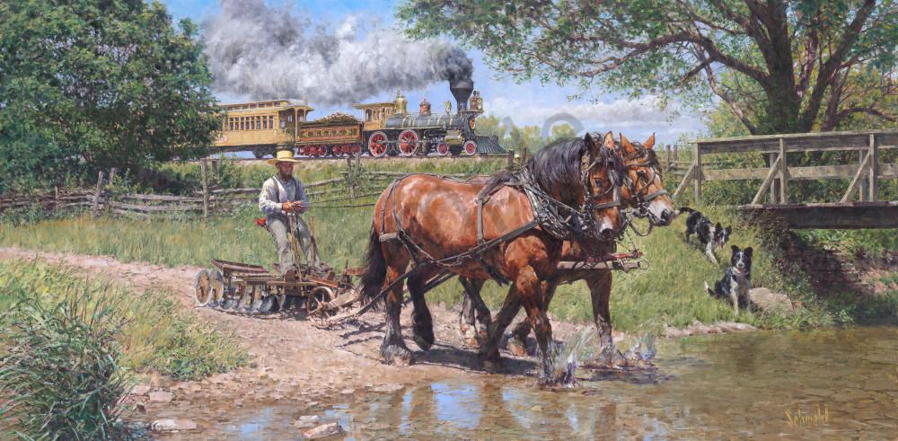 Horsepower Art for Sale