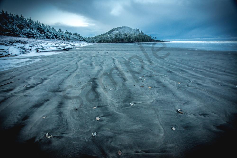 Icy Tow Hill  Photography Art | Talon Gillis
