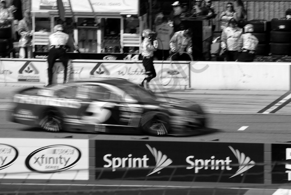 Sprint 5 Auto Club Speedway