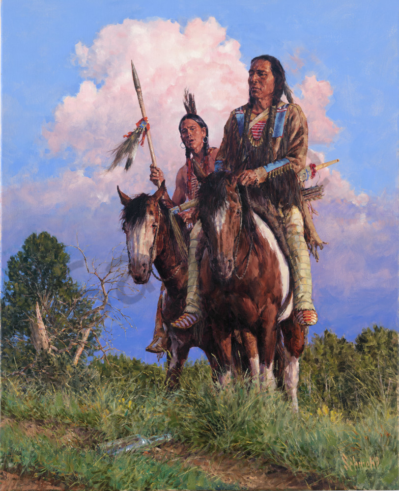 White Man's Trail
