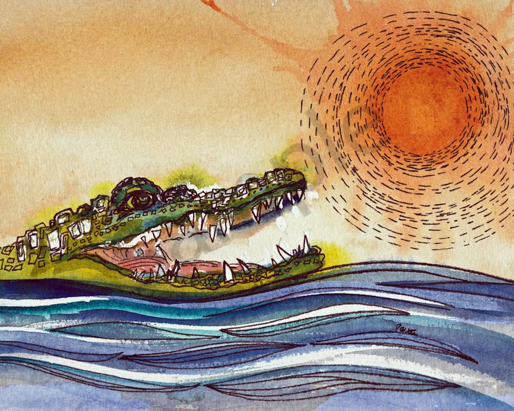 Gator Sun Growl