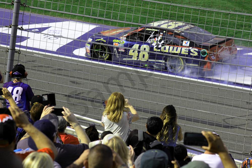 Fan photos # 48, Auto Club Speedway