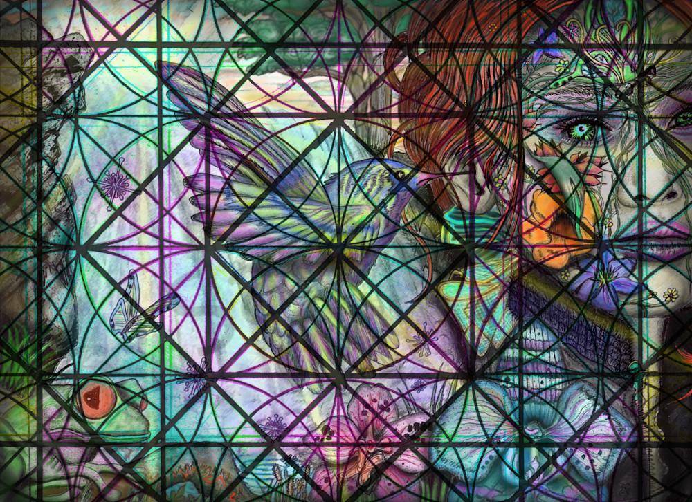 Integration Imagination (Sacred Geometry)
