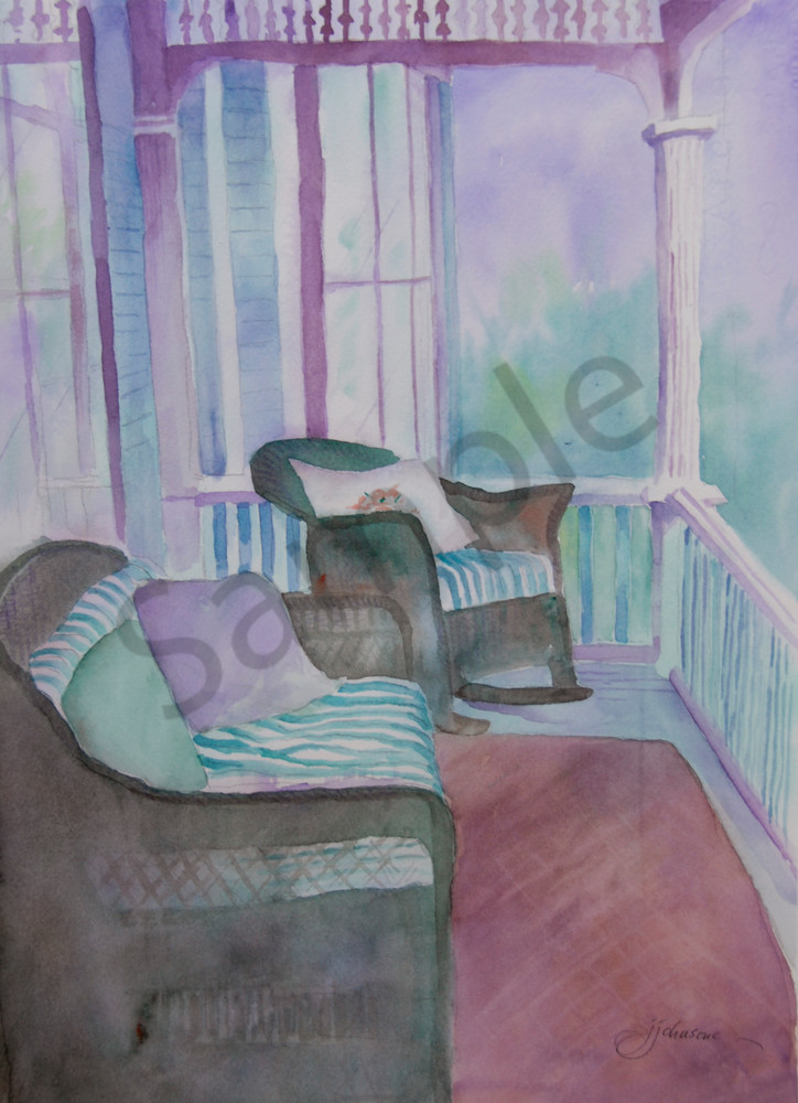 """""""Rest A While"""" by Judy Johnson 