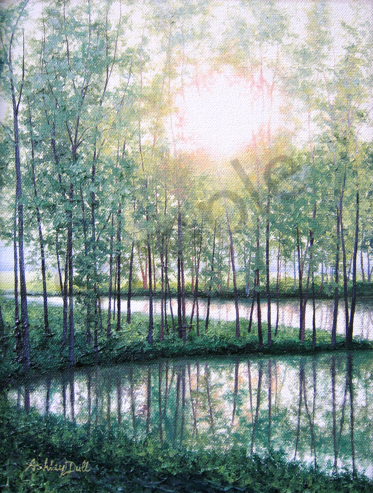 Reflections of Love - Art For Sale