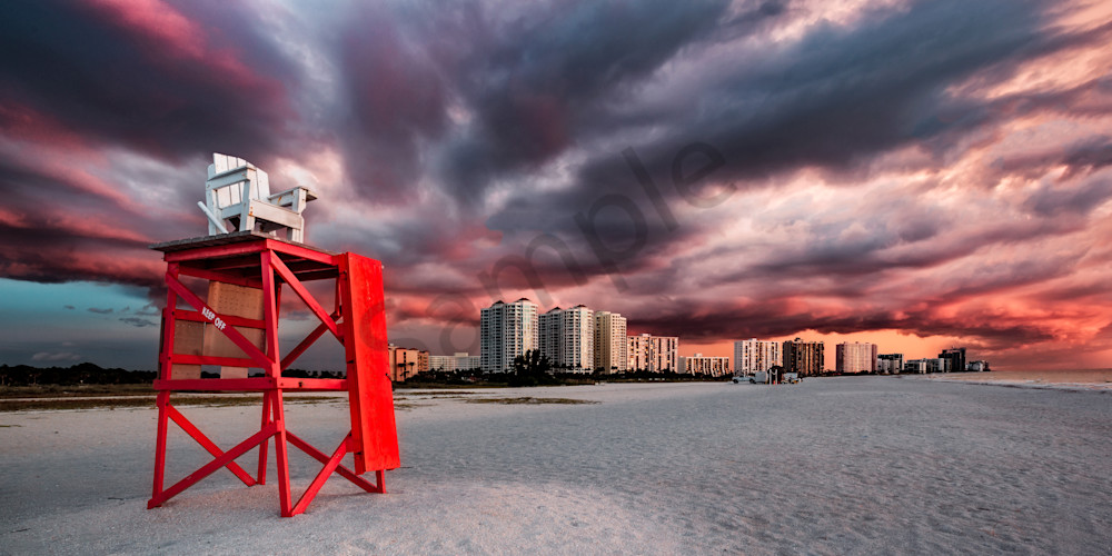 The Onset - Florida Landscape Photography by Andrew Vernon