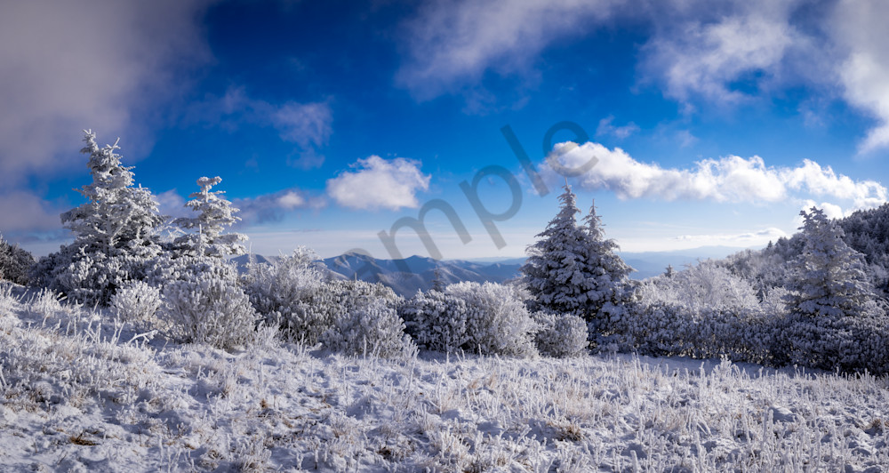 Appalachian Winter Photograph for Sale as Fine Art