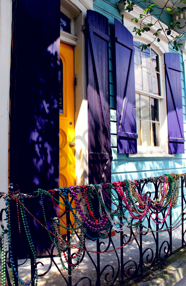 New Orleans on St Roch Photograph for sale as Fine Art