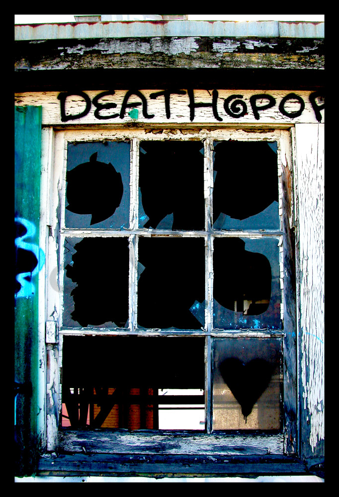 Death Pop Photograph for Sale as Fine Art Print