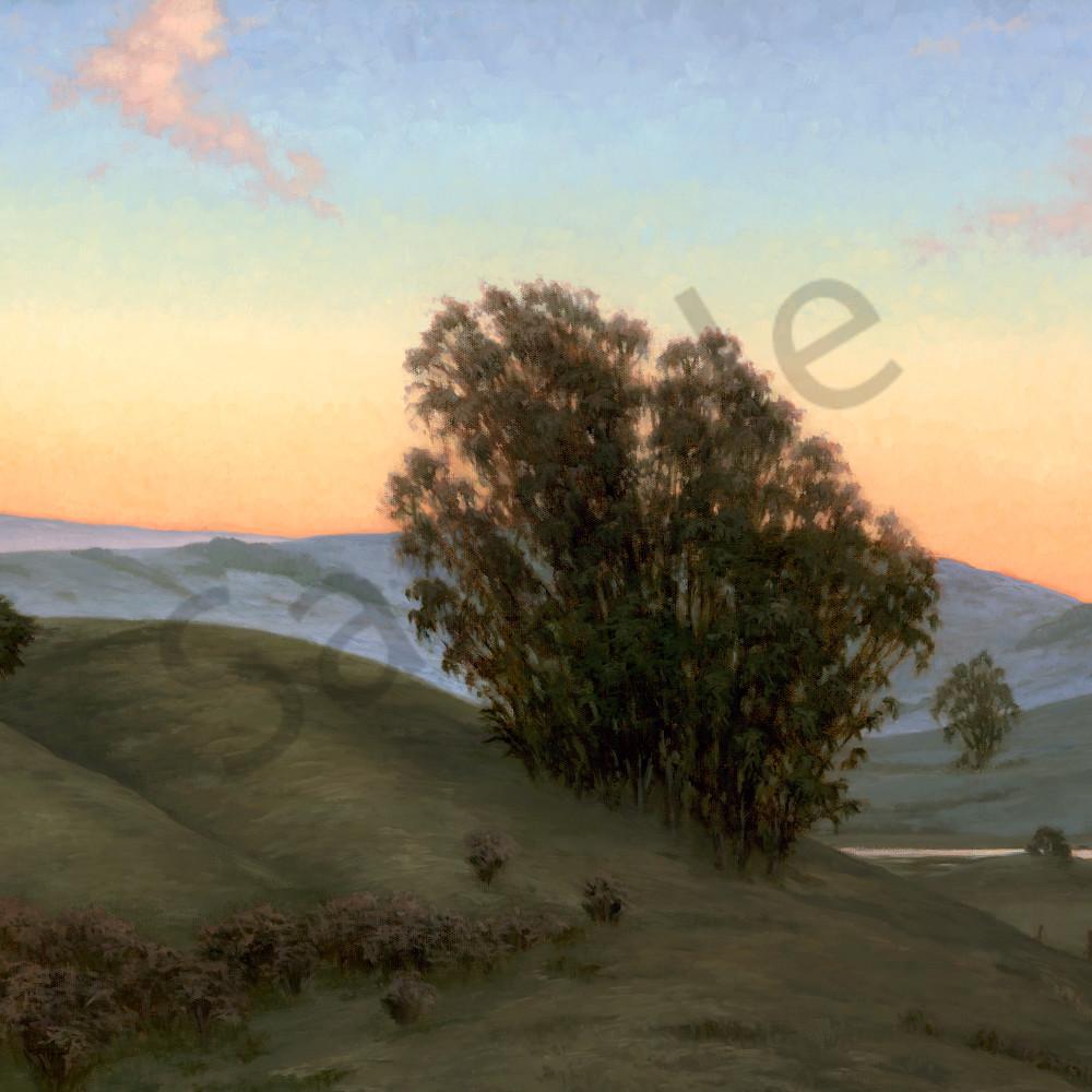 Evening Glow Art | Terry Sauve Fine Art