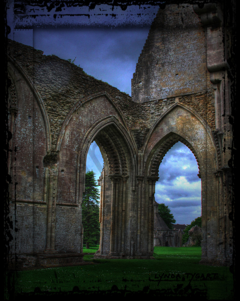 Tygart England Ruins Windows Photography Art | LYNDA TYGART  ART PHOTOGRAPHS