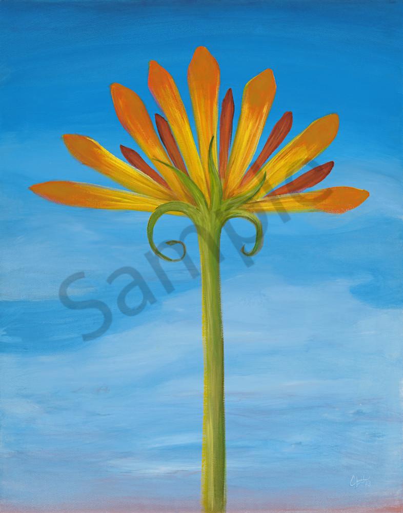 A Flower For Lily Art | FireFlower Art