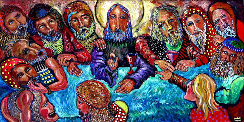 """""""The Last Supper"""" by Mark Durham 