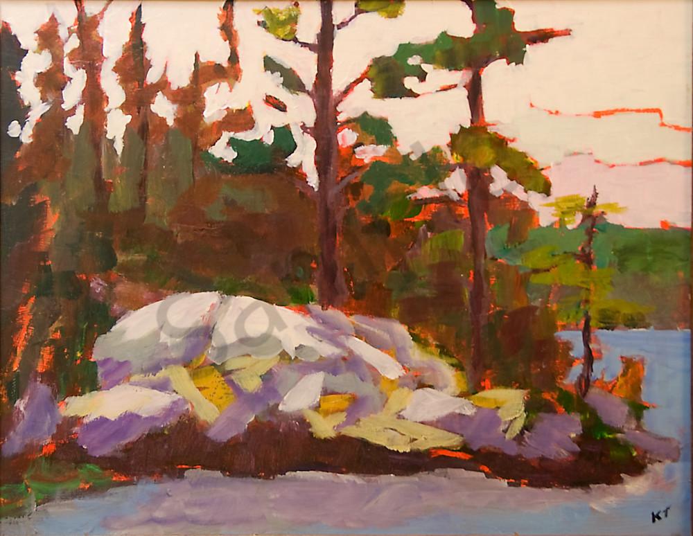 Canadian Shield, Halliburton Art | Keith Thirgood