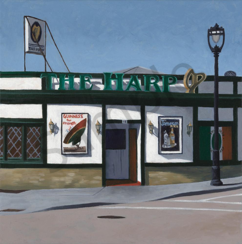 The Harp Irish Pub | Milwaukee, WI | Fine Art Print