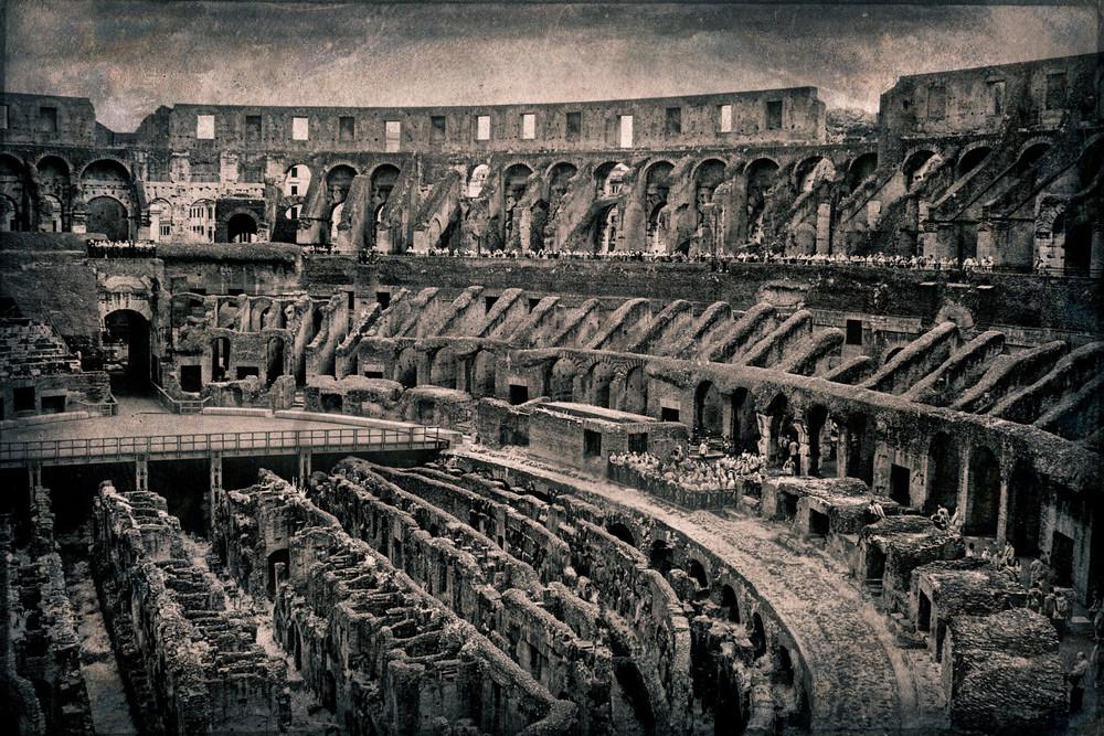The Colosseum Rome_6187