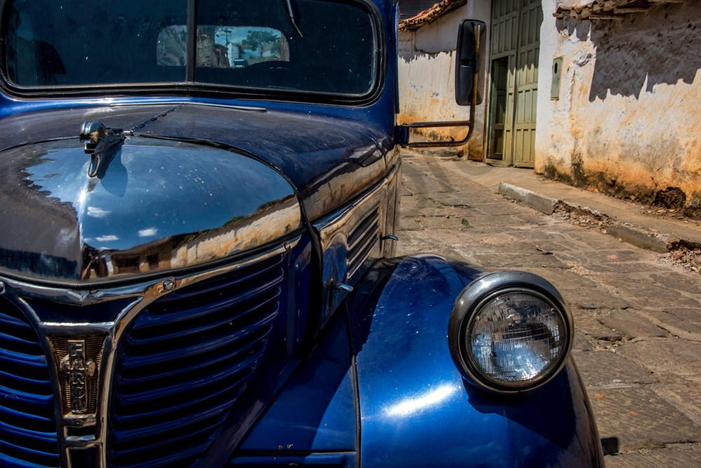 Classic Car Barichara