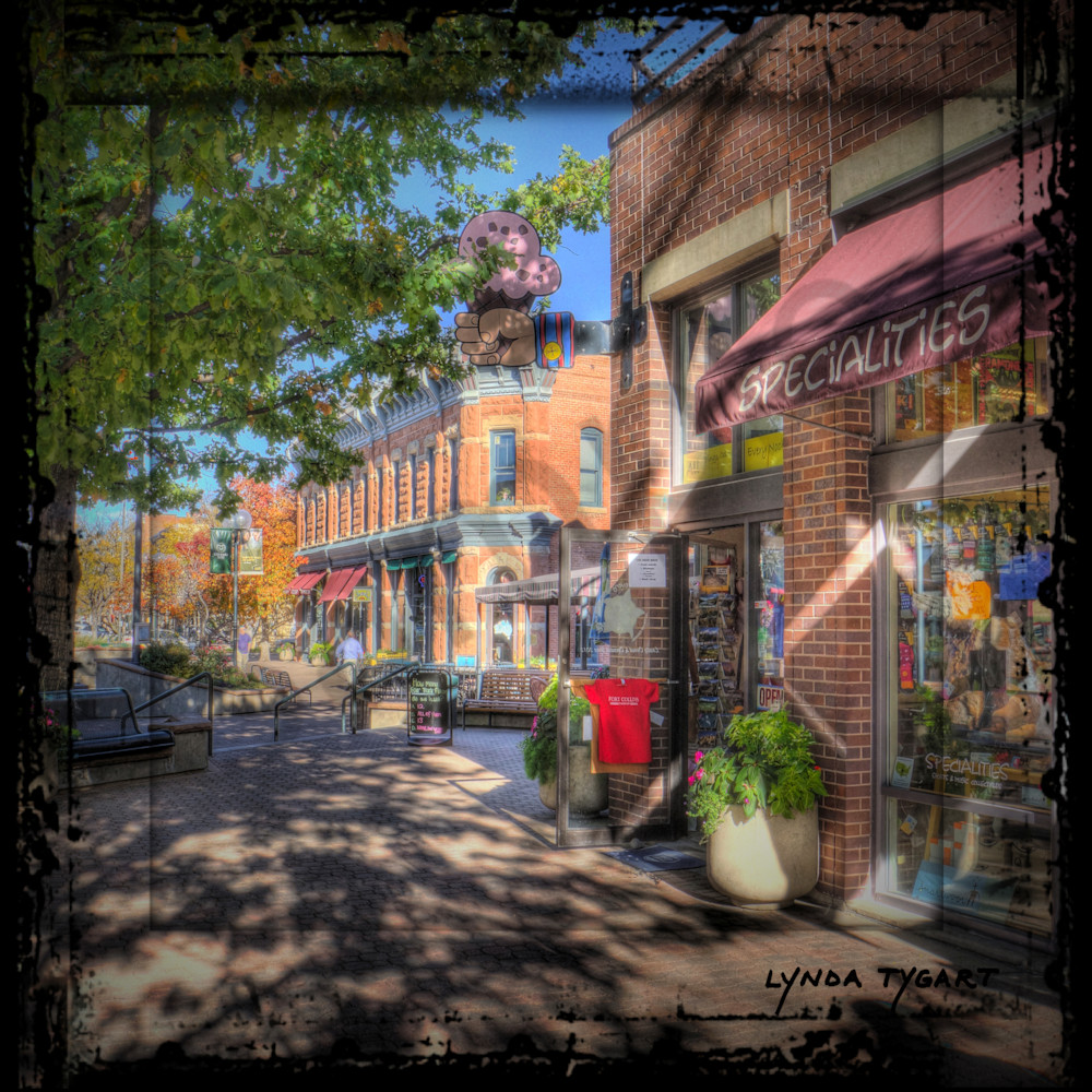 Tygart Fort Collins 6 Square Photography Art | LYNDA TYGART  ART PHOTOGRAPHS