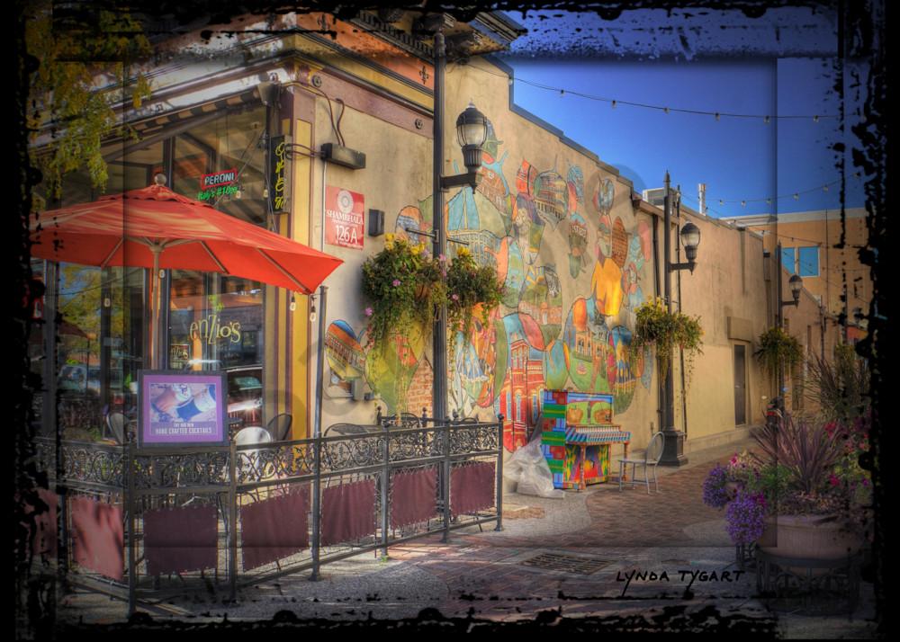 Tygart Fort Collins alley