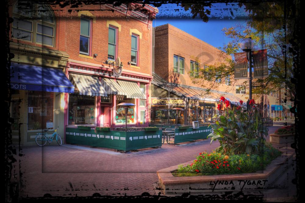 Tygart Fort Collins Old Town 1 Photography Art | LYNDA TYGART  ART PHOTOGRAPHS