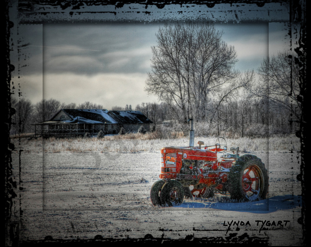 Tygarttractorinsnowborder Photography Art | LYNDA TYGART  ART PHOTOGRAPHS