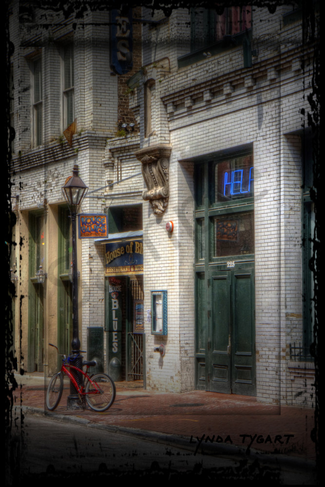 Tygart New Orleans Bike