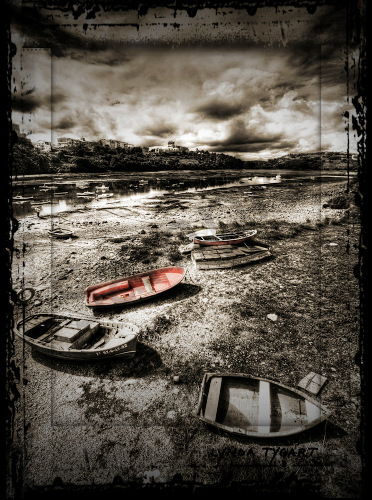 Tygart Spain Boats Photography Art | LYNDA TYGART  ART PHOTOGRAPHS