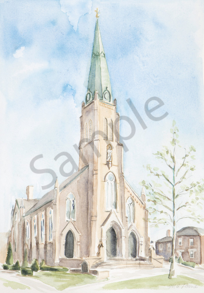 Saint Rose Perrysburg Painting