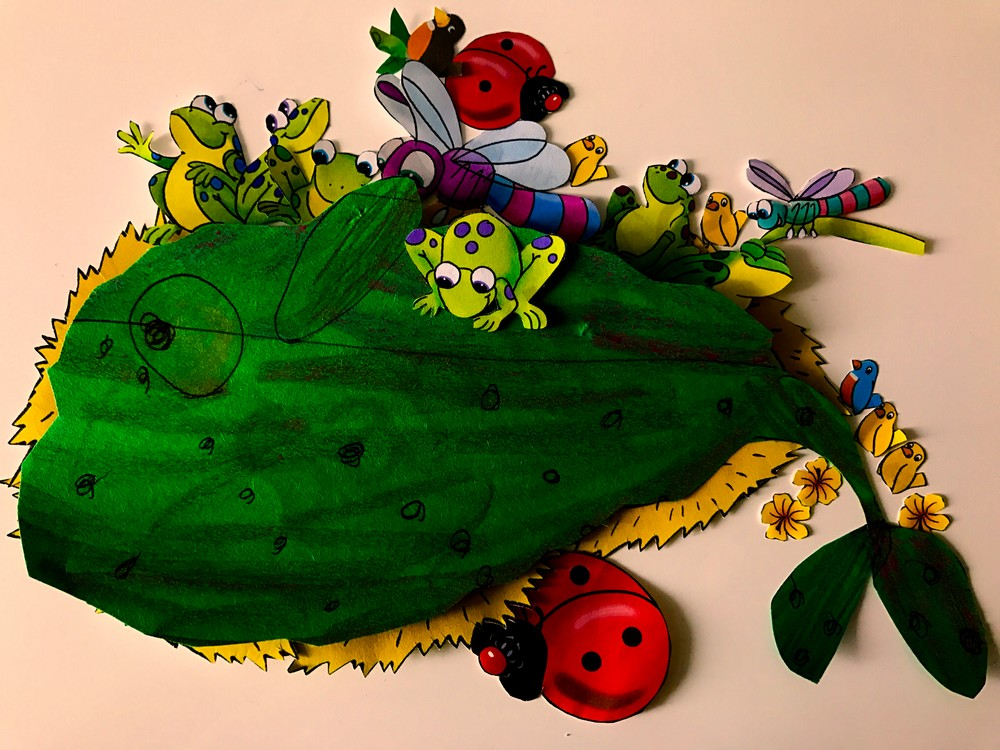 Odeta Xheka Visuals | Beautiful nursery decor fish art prints