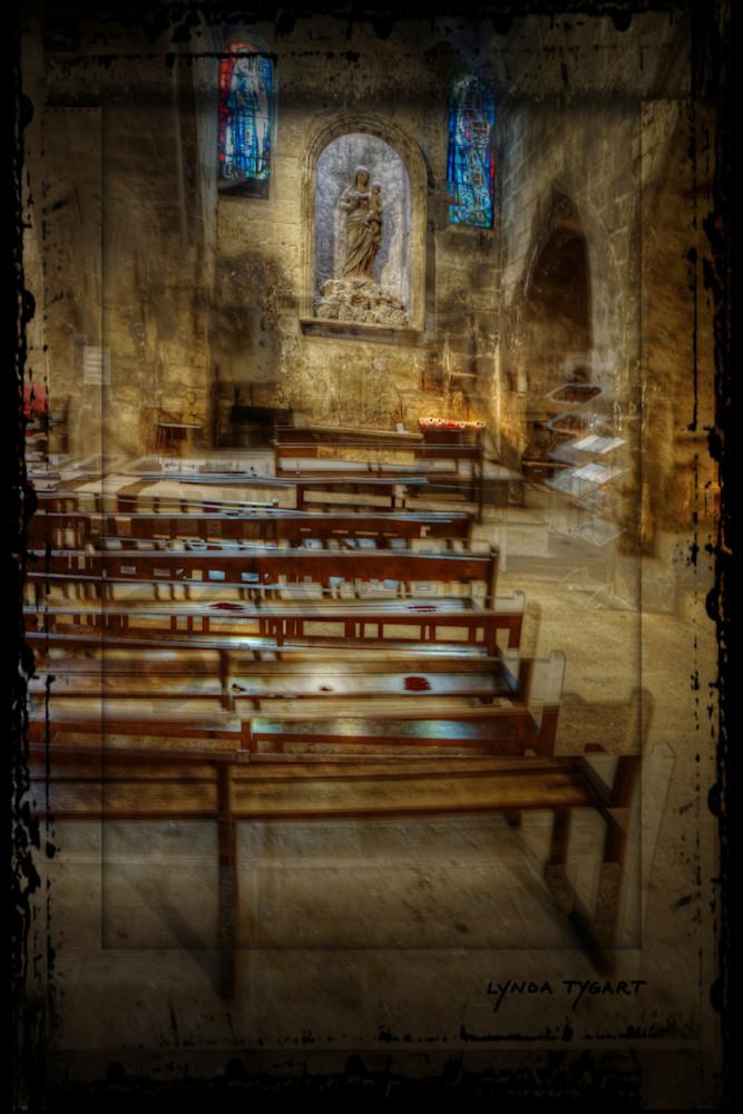 Asf Tygart Chapel Pews Photography Art | LYNDA TYGART  ART PHOTOGRAPHS
