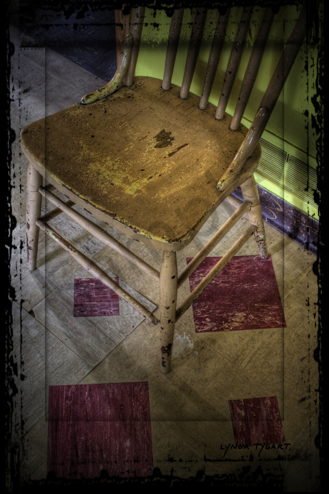 Asf Tygart Grandmas Kitchen Chair 2 Photography Art | LYNDA TYGART  ART PHOTOGRAPHS