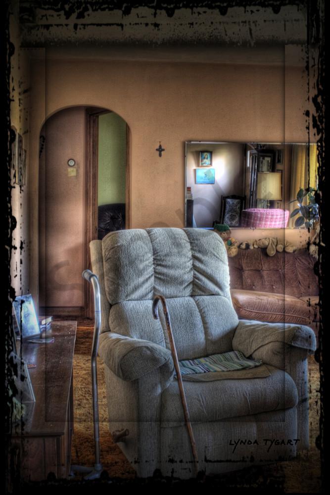 Asf Tygart Grandmas Recliner Photography Art | LYNDA TYGART  ART PHOTOGRAPHS