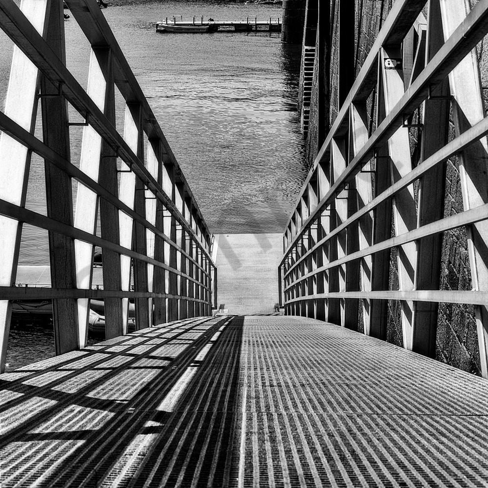 65 Guernsey St Peter port pontoon bridge