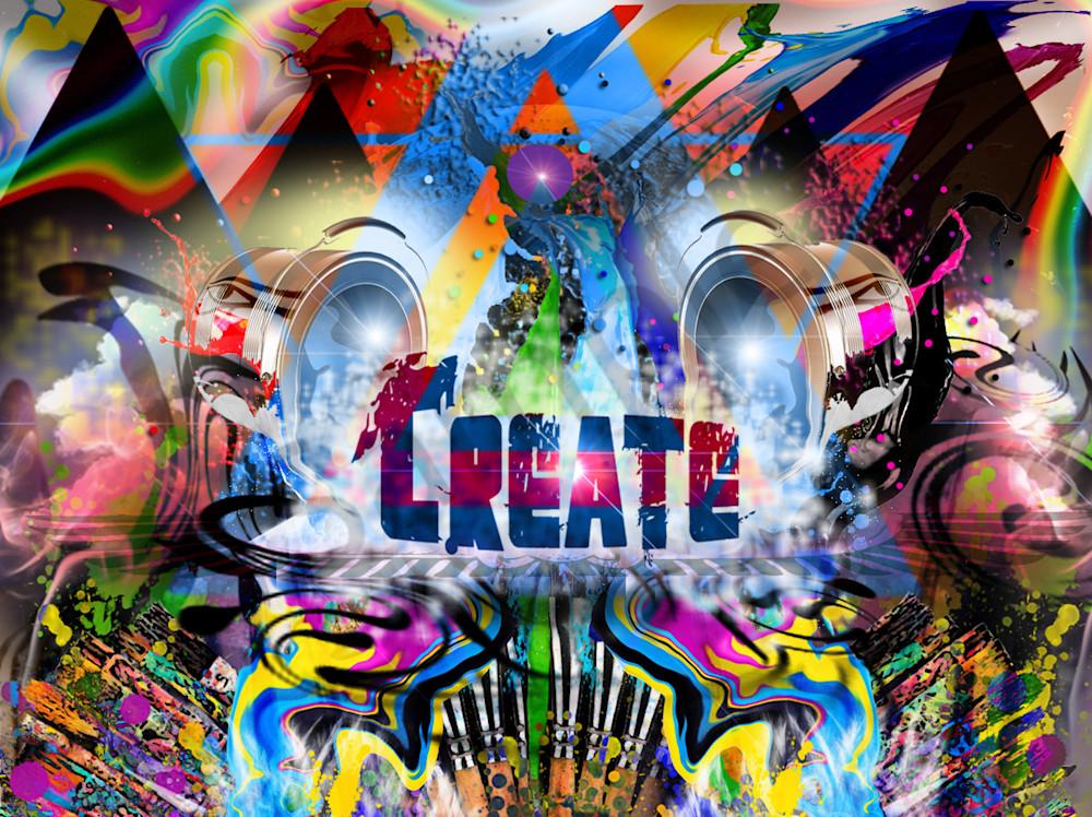 Create Splatter